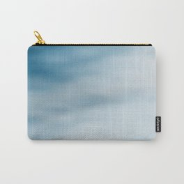 cloudy sky texture Carry-All Pouch