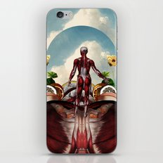 The Arrivals iPhone & iPod Skin