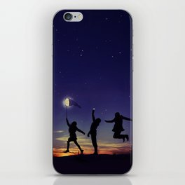 Friendship is the greatest adventure of all iPhone Skin