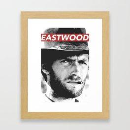 EASTWOOD Framed Art Print