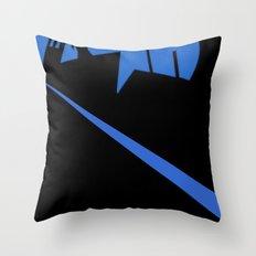 Dr. Caligari 2 Throw Pillow