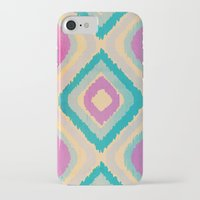 ikat iPhone & iPod Cases featuring URBAN IKAT by Nika