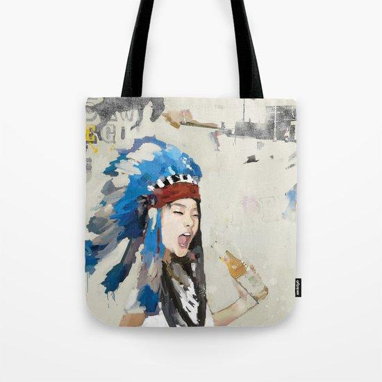 Yippee! Tote Bag