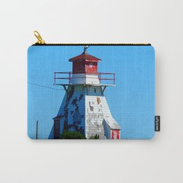 Lighthouse in Disrepair Carry-All Pouch