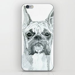 The Boxer Dog Miley iPhone Skin