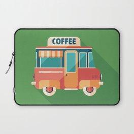 Coffee Van Laptop Sleeve