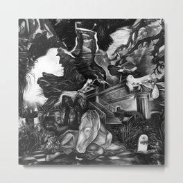 Untitled 8 Metal Print