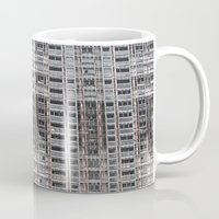 scotland Mugs featuring Glasgow Scotland by Sanchez Grande