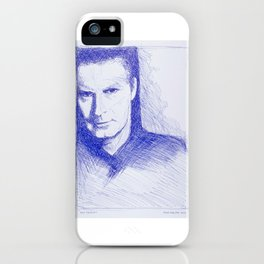 Don Henley iPhone Case