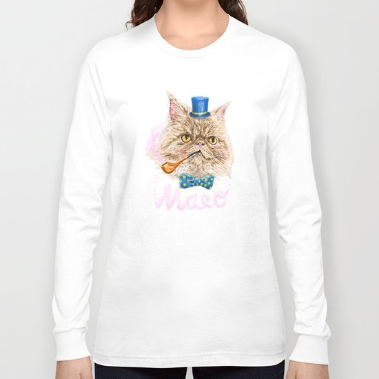 Mr.Maeo Long Sleeve T-shirt