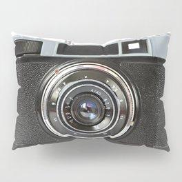 Vintage photo camera Pillow Sham