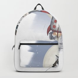 The cool Husky Pilot Backpack