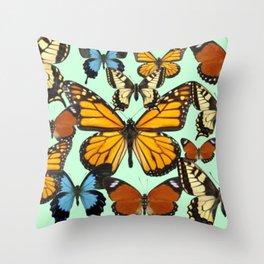 Mariposas- Butterflies Throw Pillow