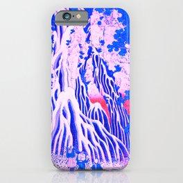 majestic kirifuri remix in purple and red iPhone Case