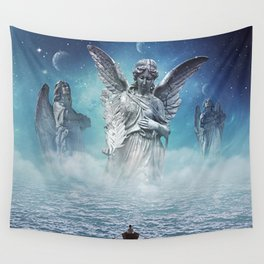 path of redemption Wall Tapestry