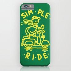 Simple Ride iPhone 6s Slim Case