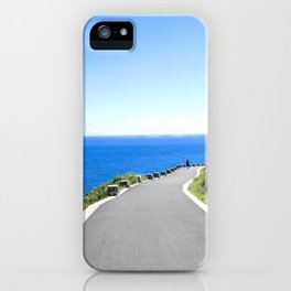 Road to the Ocean Hawaii iPhone Case