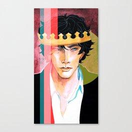Put on my crown Canvas Print