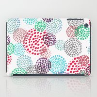 bubbles iPad Cases featuring Bubbles by Snehal Jain