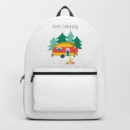 Gone Camping Backpack