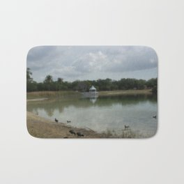 Afternoon in Ft.Lauderdale Bath Mat