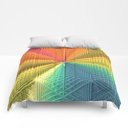 Color Centered Comforters