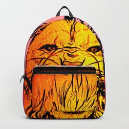 Lion's Dual Backpack