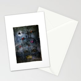 The Cage IV - Abandoned Stationery Cards