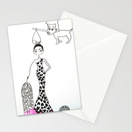 The choice we didn't make  Stationery Cards