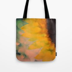 Sunflower I (mini series) Tote Bag