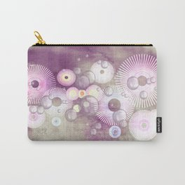Phantasie in lila - Fantasy in purple Carry-All Pouch