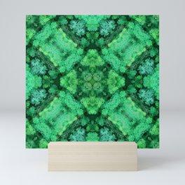 Sea Moss Pattern - Infinite Age Sea Moss - Vital Vegan - Atlantic Gold Sea Moss Mini Art Print