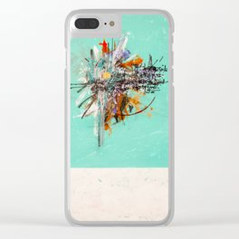 The Last Battle of the Pacific Clear iPhone Case