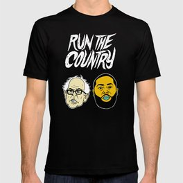 Run The Country T-shirt