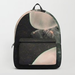 White Jellyfish Backpack