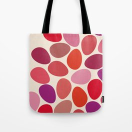 lipstick touch Tote Bag