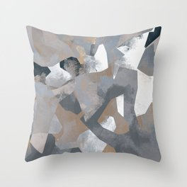 Camouflage XCI Throw Pillow