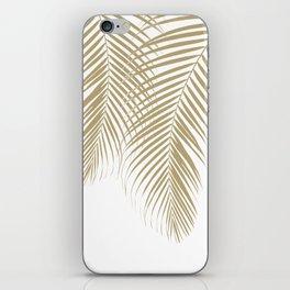 Summer Palm Leaves #1 #tropical #decor #art #society6 iPhone Skin