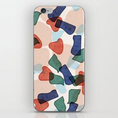 Sofia pattern iPhone & iPod Skin