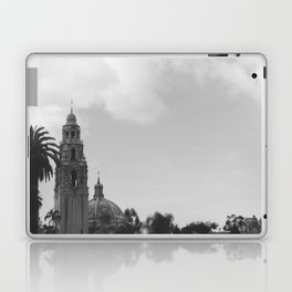 Bell tower Laptop & iPad Skin