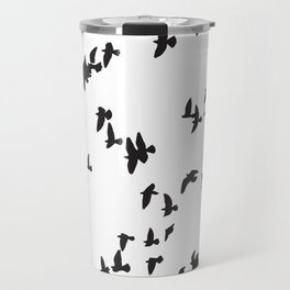 Happy Birds Travel Mug