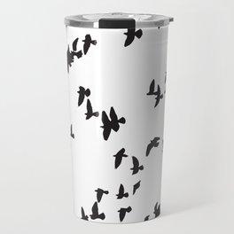 Happy Birds Travel Mug