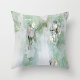 Leaf It Alone Throw Pillow