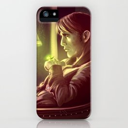 Firefly Dream iPhone Case