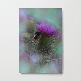 little pleasures of nature -163- Metal Print