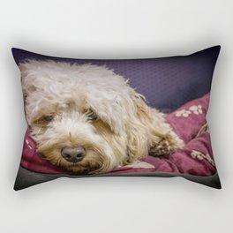Cockapoo Rectangular Pillow