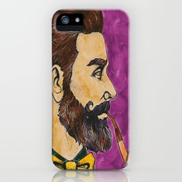 Handlebars iPhone Case