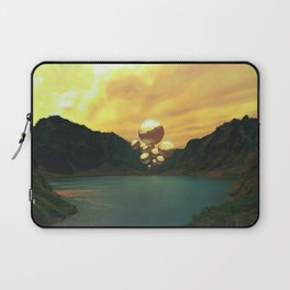 Foreign Phenomenon Laptop Sleeve