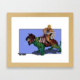 He-Man Framed Art Print