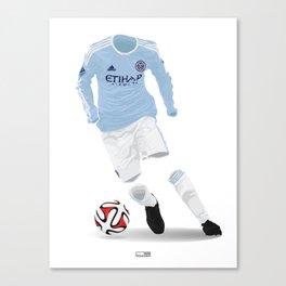 New York City FC 2015 Canvas Print